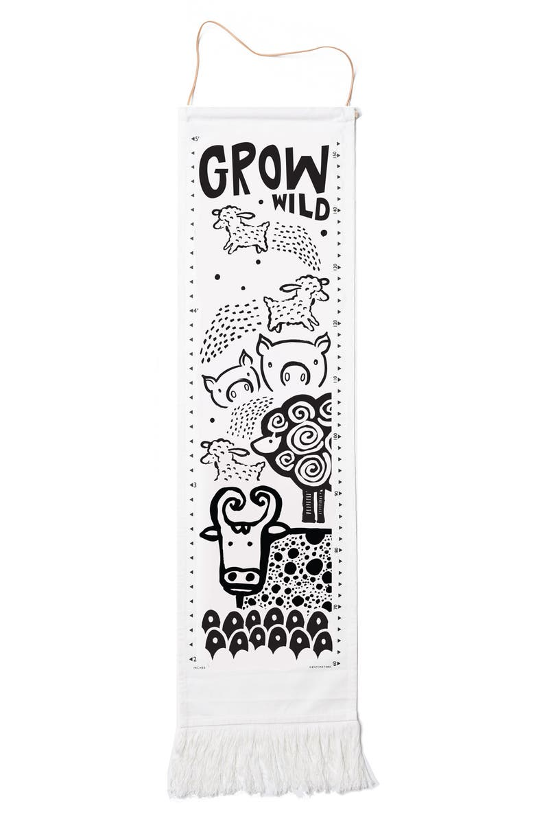 WEE GALLERY Growth Chart, Main, color, 001