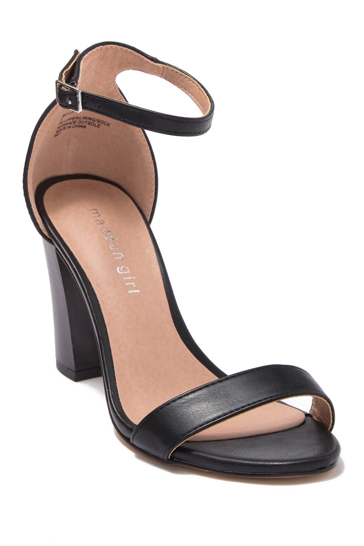 Madden Girl | Bella Block Heel Sandal