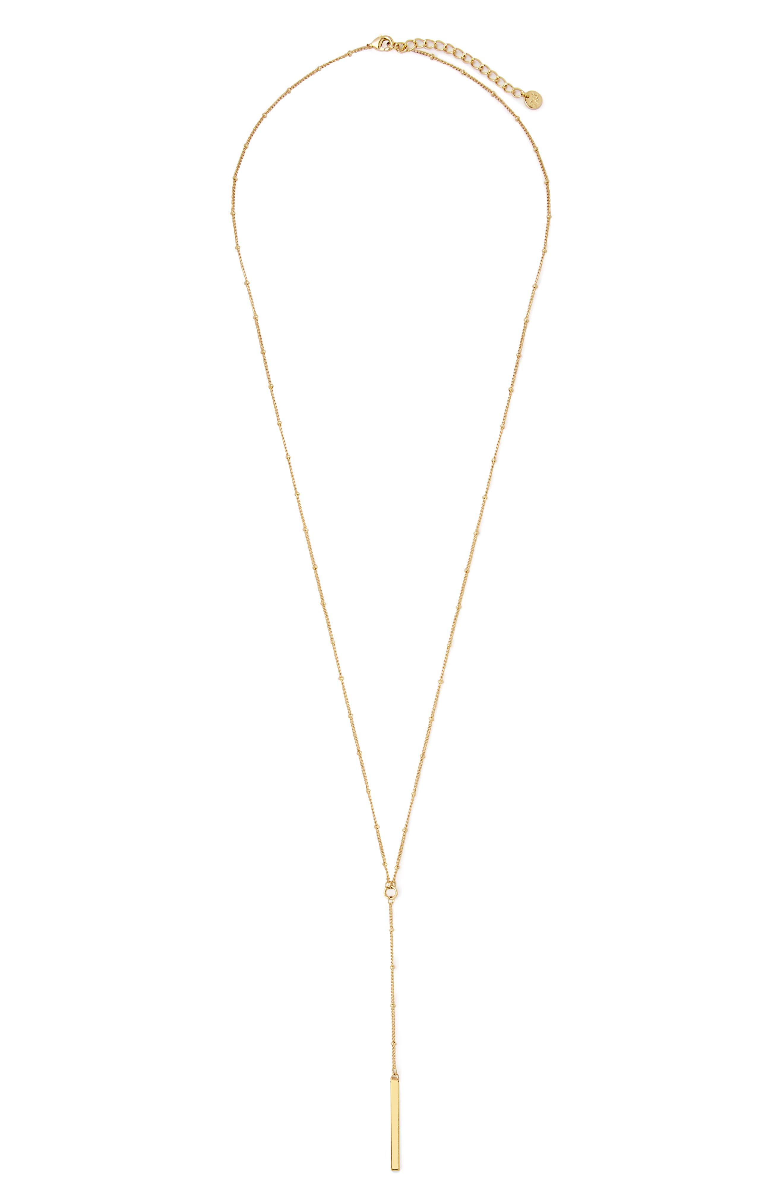 Eloise Beaded Y-Necklace