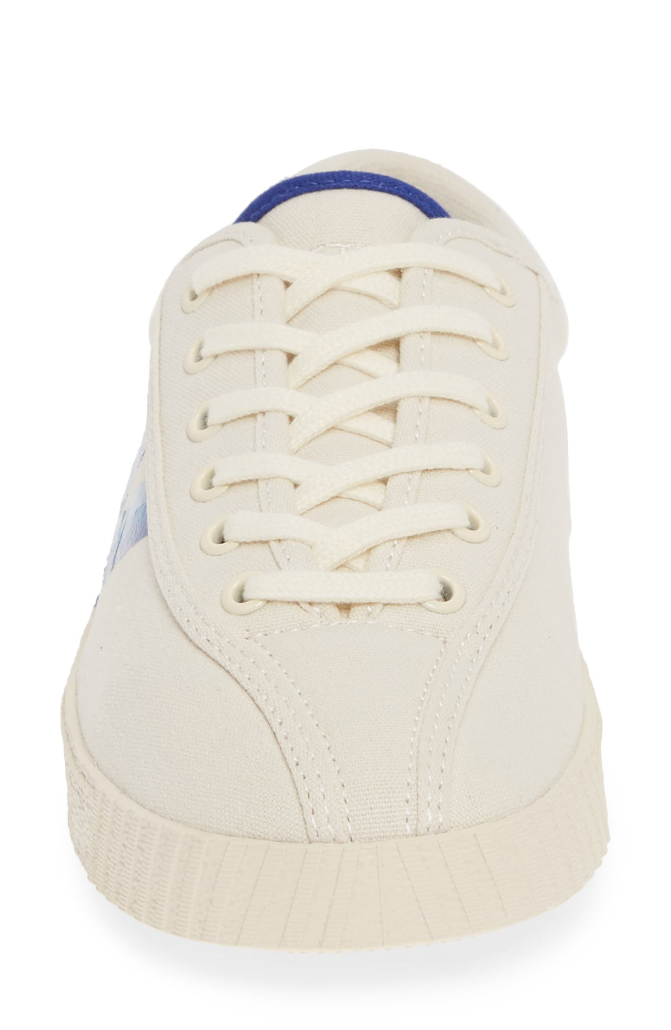 ,                             Nylite Sneaker,                             Alternate thumbnail 4, color,                             CREAM/ BLUE VIOLET