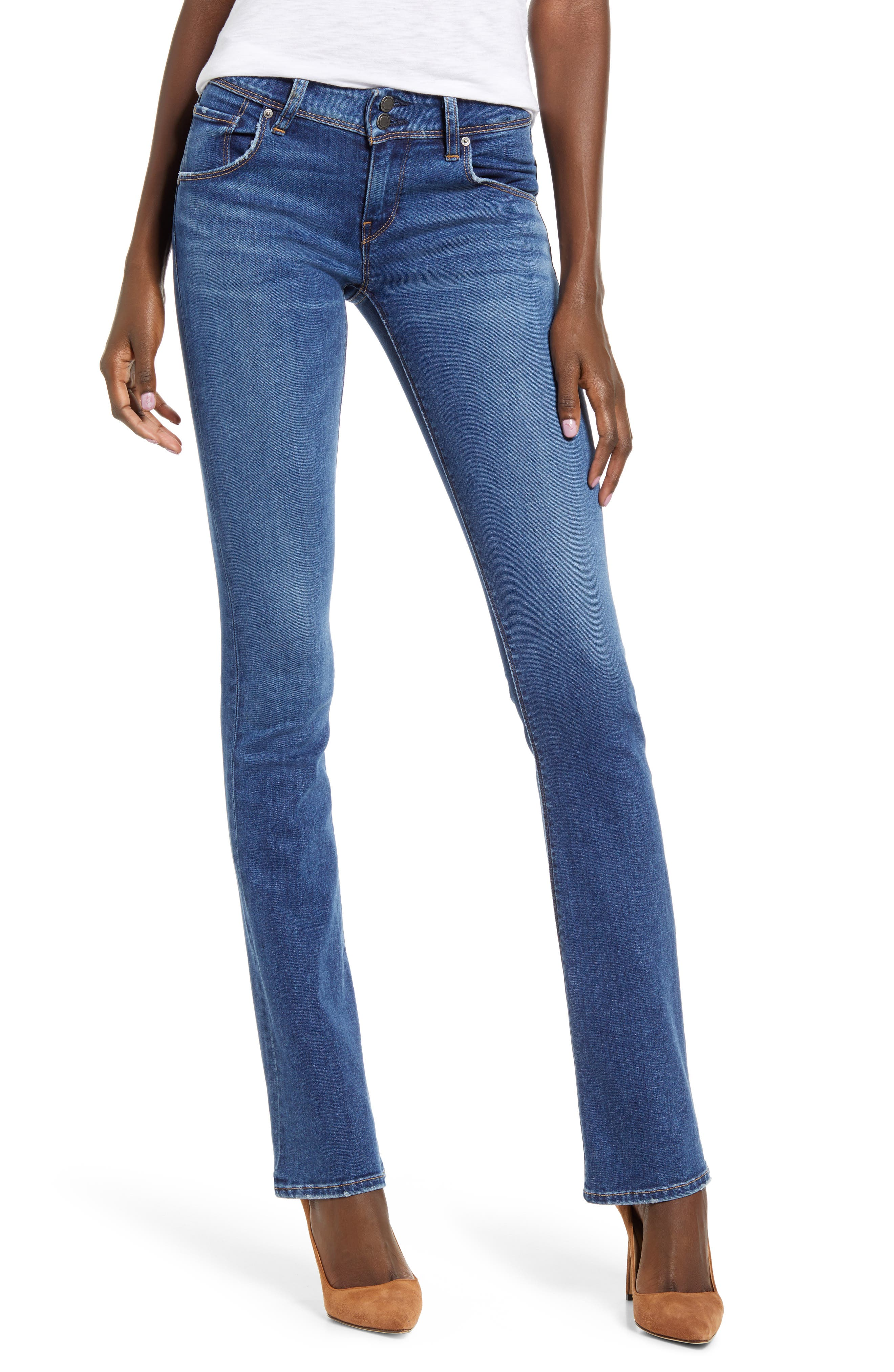 Hudson Jeans Beth Baby Bootcut Jeans (Preparty)