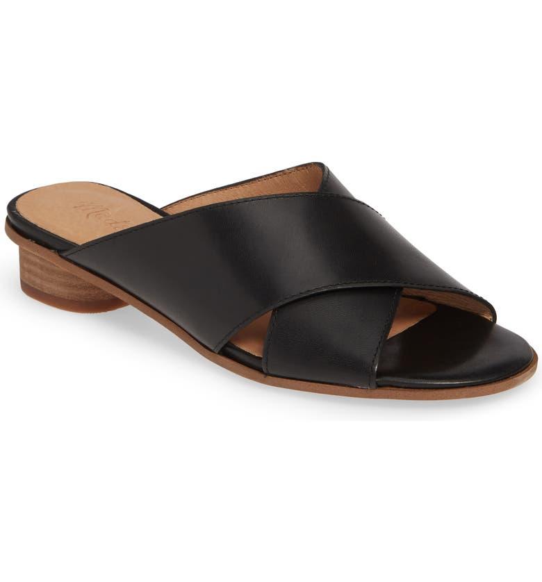 421b4a1c2 Madewell The Ruthie Crisscross Sandal (Women) | Nordstrom