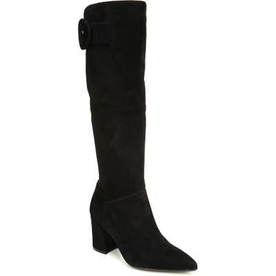 Naturalizer Harlowe Boot Wide Calf- Black
