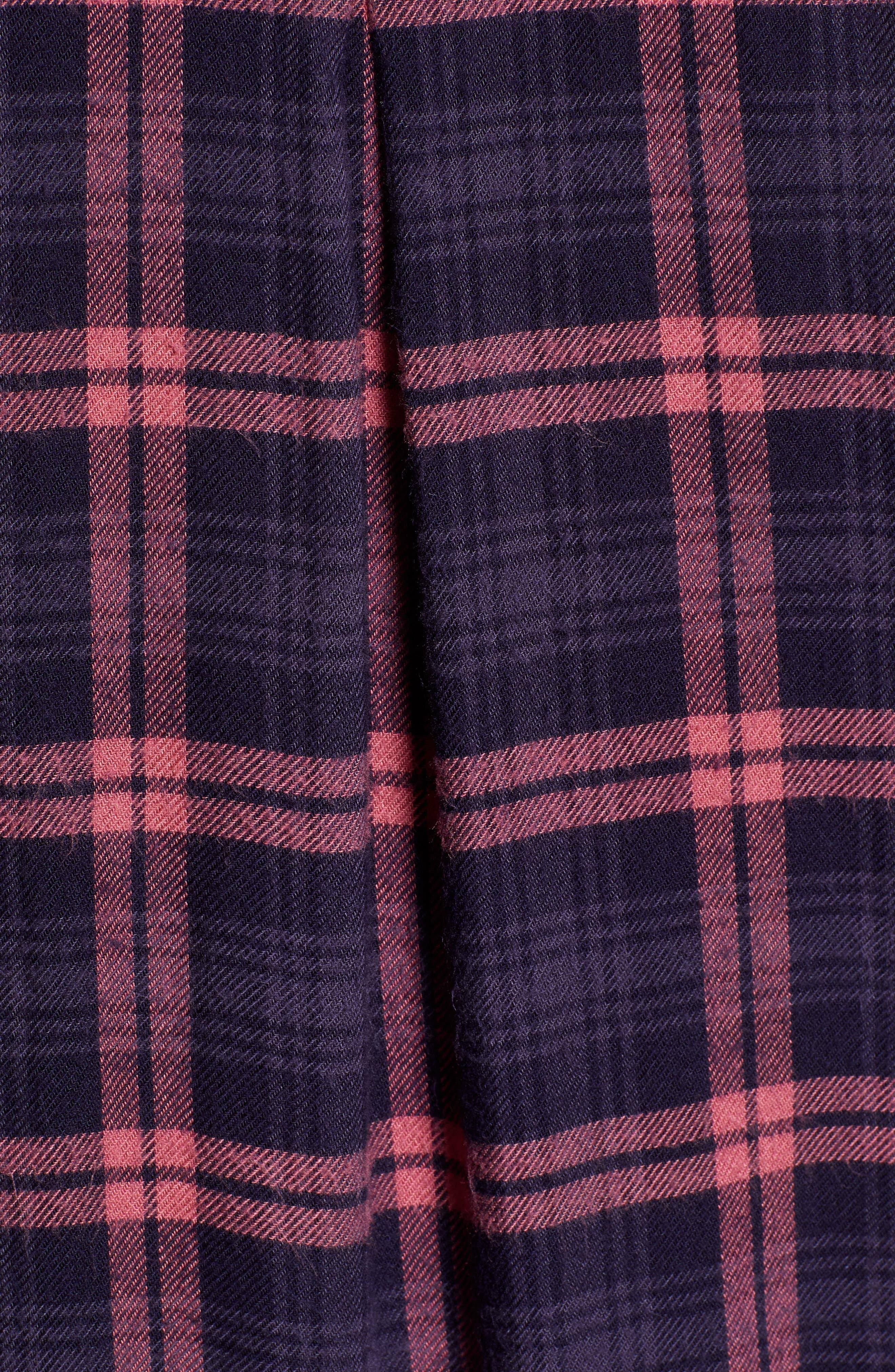 ,                             Hunter Plaid Shirt,                             Alternate thumbnail 392, color,                             493