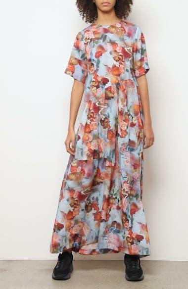 Ritual Tomato Print Maxi Dress, video thumbnail
