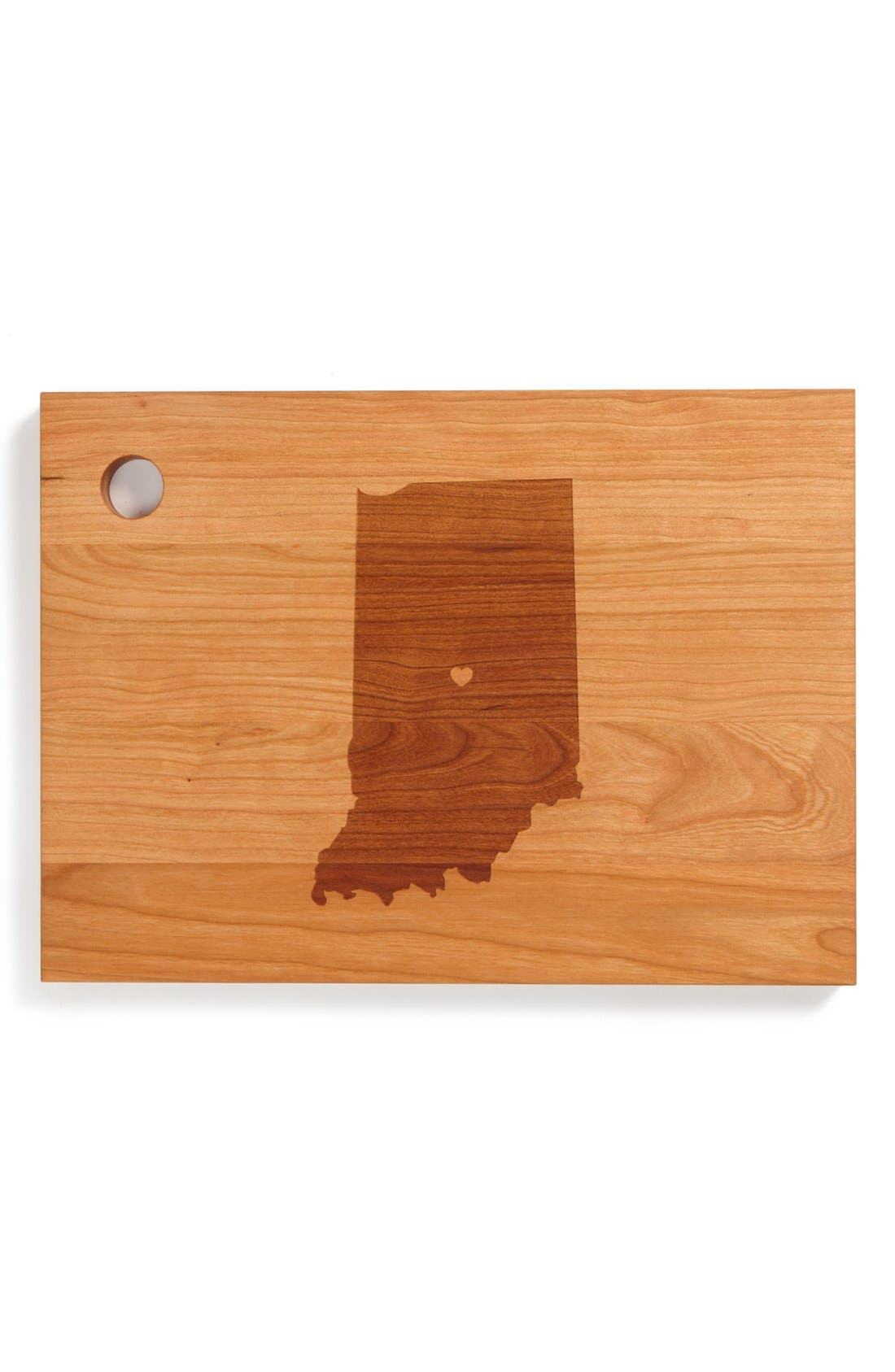 ,                             'State Silhouette' Cutting Board,                             Main thumbnail 16, color,                             213