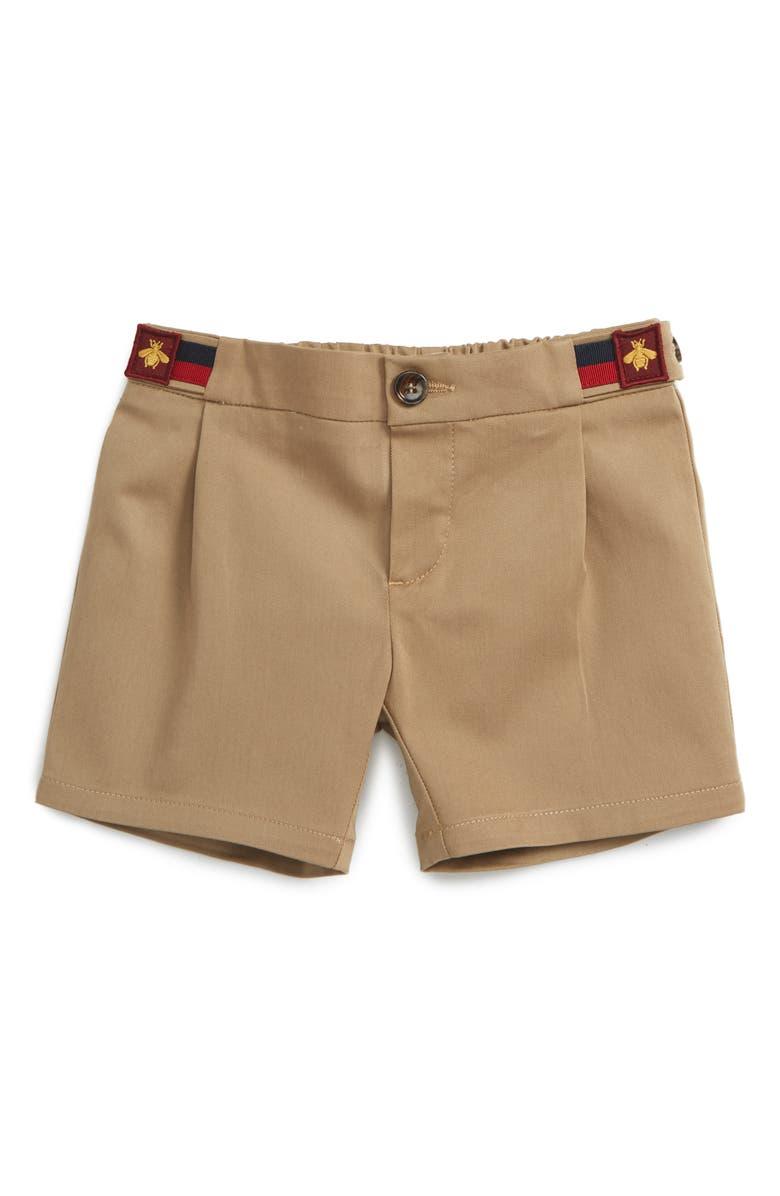 GUCCI Bermuda Shorts, Main, color, 268