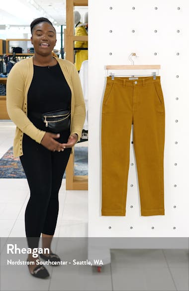 The Slim Leg Crop Pants, sales video thumbnail