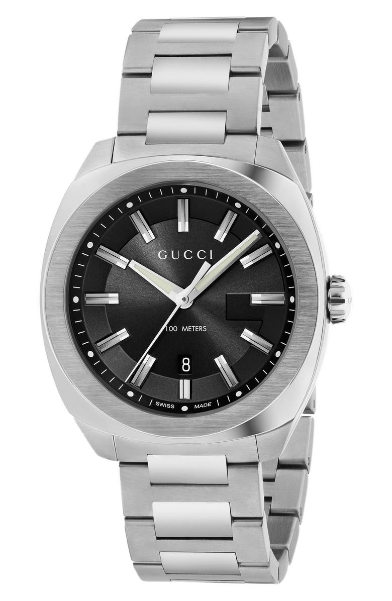 GUCCI GG2570 Bracelet Watch, 41mm, Main, color, 040