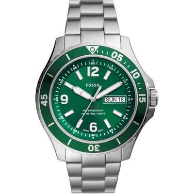 Fossil Fb-02 Bracelet Watch, 4m