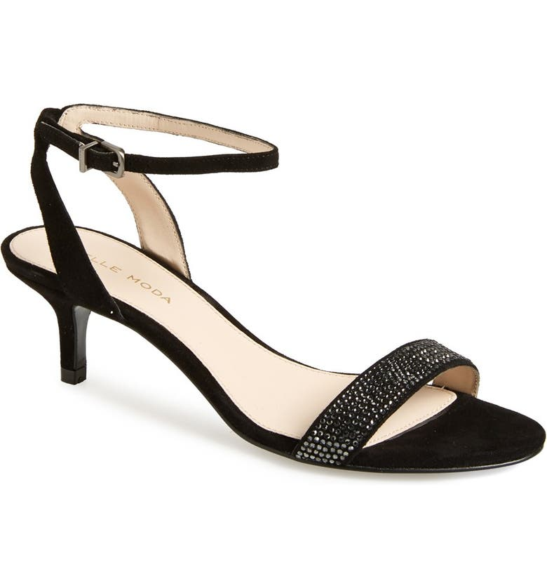 PELLE MODA 'Fabia' Sandal, Main, color, 001
