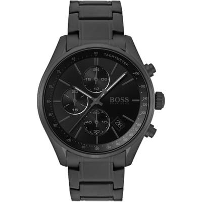 Boss Grand Prix Bracelet Strap Chronograph Watch, 4m