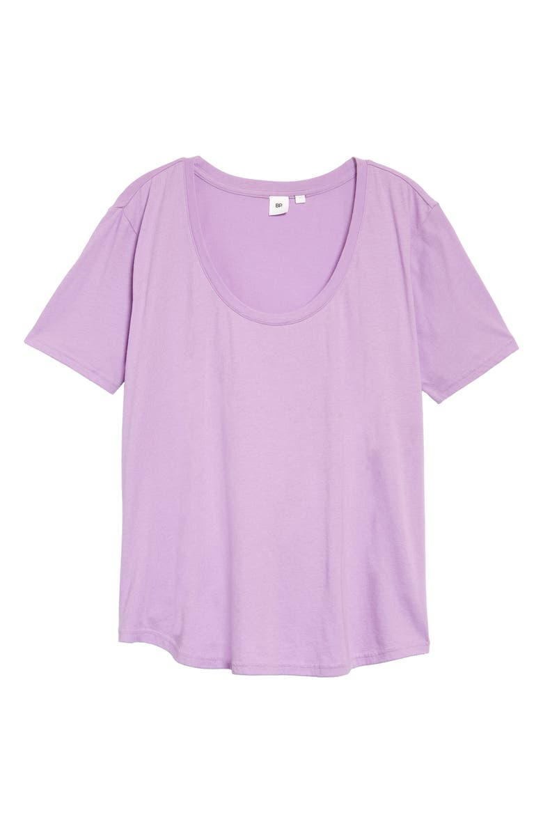 BP. All Day T-Shirt, Main, color, PURPLE DUST