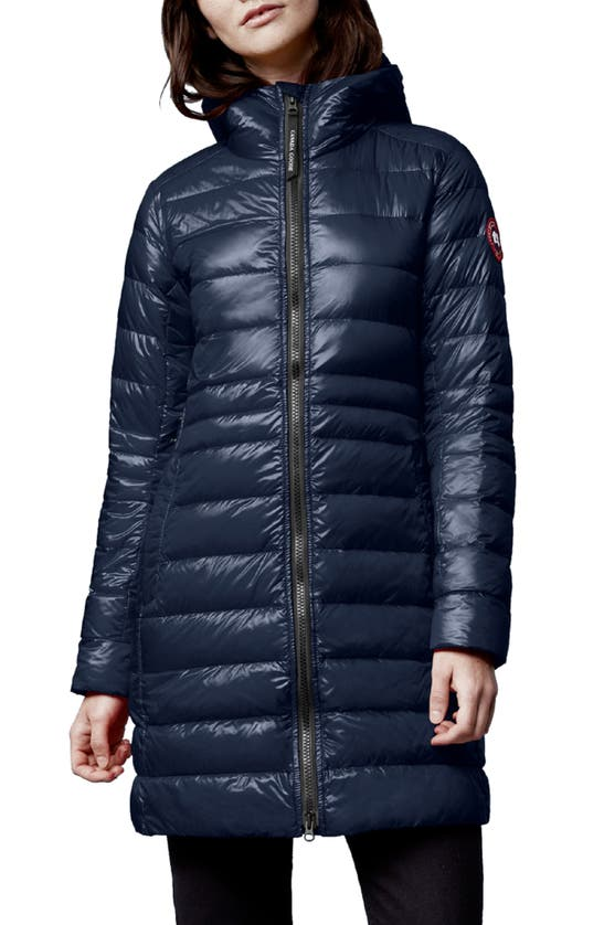 Canada Goose Bomber jackets CYPRESS PACKABLE HOODED 750-FILL-POWER DOWN PUFFER COAT