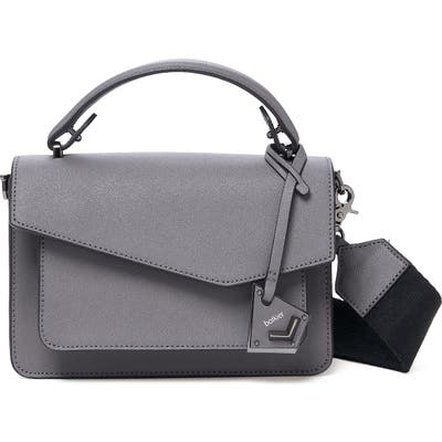 Botkier Cobble Hill Leather Crossbody Bag - Grey