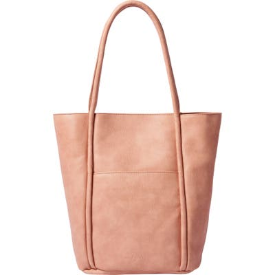 Urban Originals Intentional Vegan Leather Tote - Pink