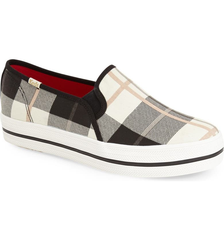 KEDS<SUP>®</SUP> FOR KATE SPADE NEW YORK 'decker' slip-on sneaker, Main, color, 250