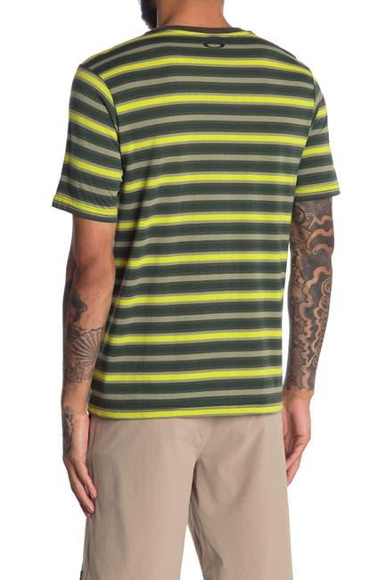Image of Oakley Multiple Stripes Short Sleeve T-Shirt