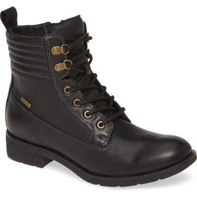 Sofft Baxter Waterproof Hiker Boot- Black