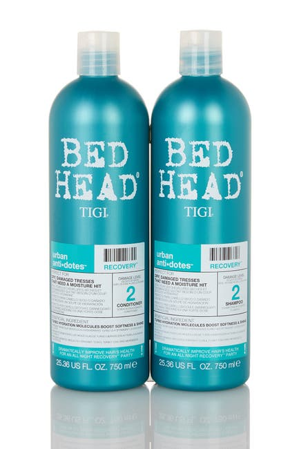 Image of TIGI Bed Head - Recovery Shampoo & Conditioner Set