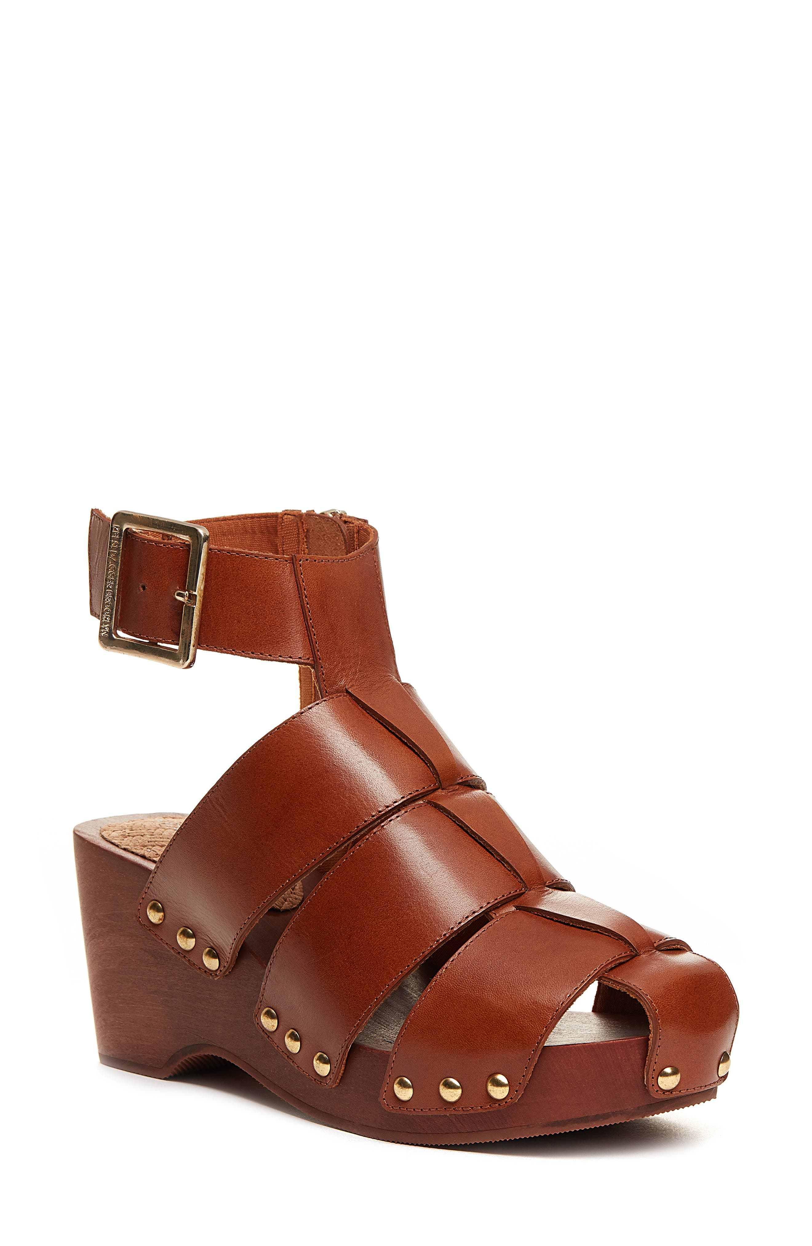 Jasper Ankle Strap Sandal