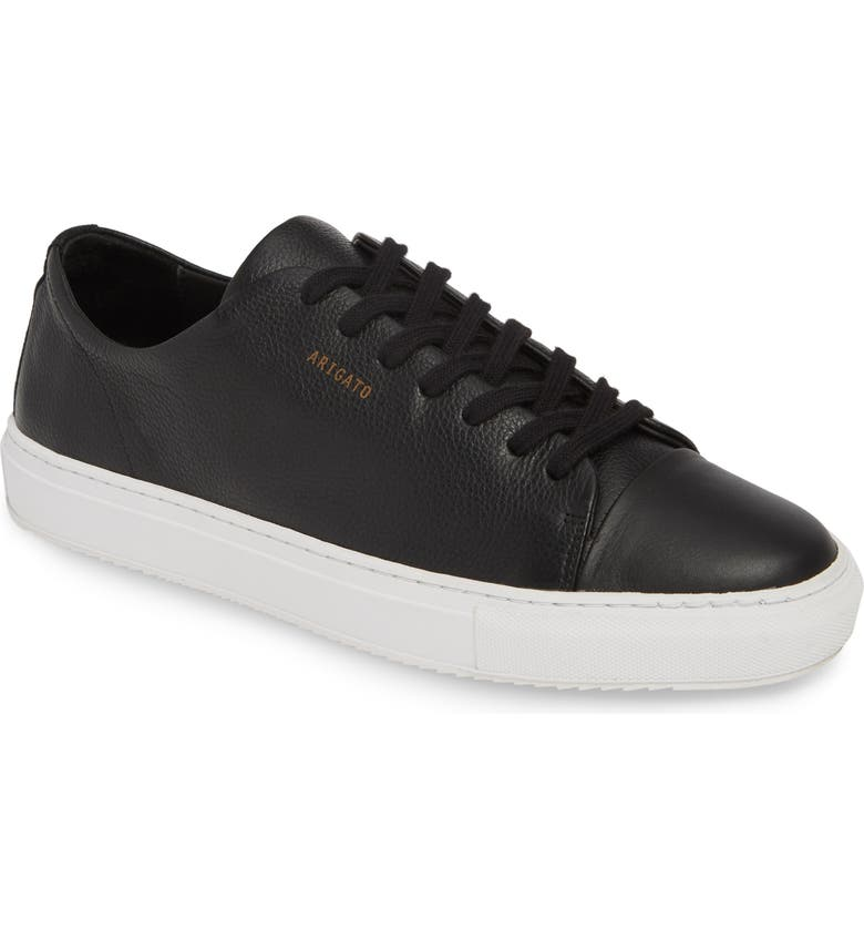 AXEL ARIGATO Cap Toe Sneaker, Main, color, 001