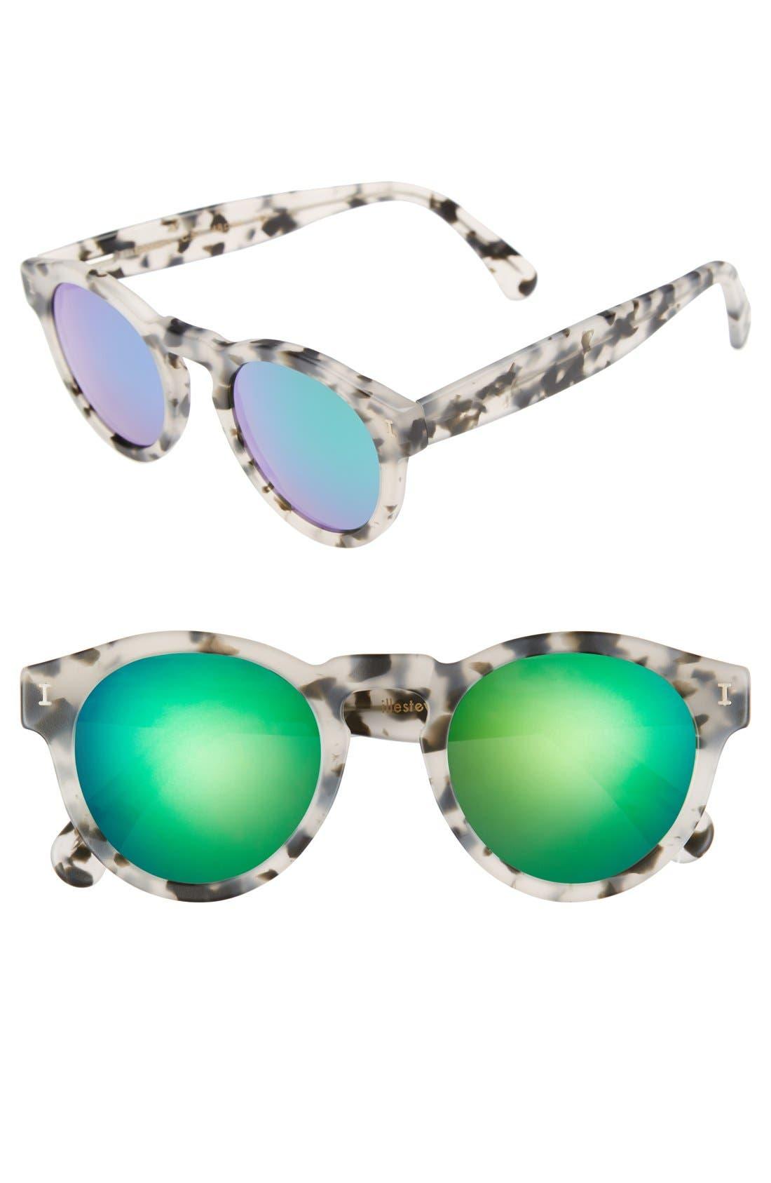 ,                             'Leonard' 47mm Sunglasses,                             Main thumbnail 59, color,                             113