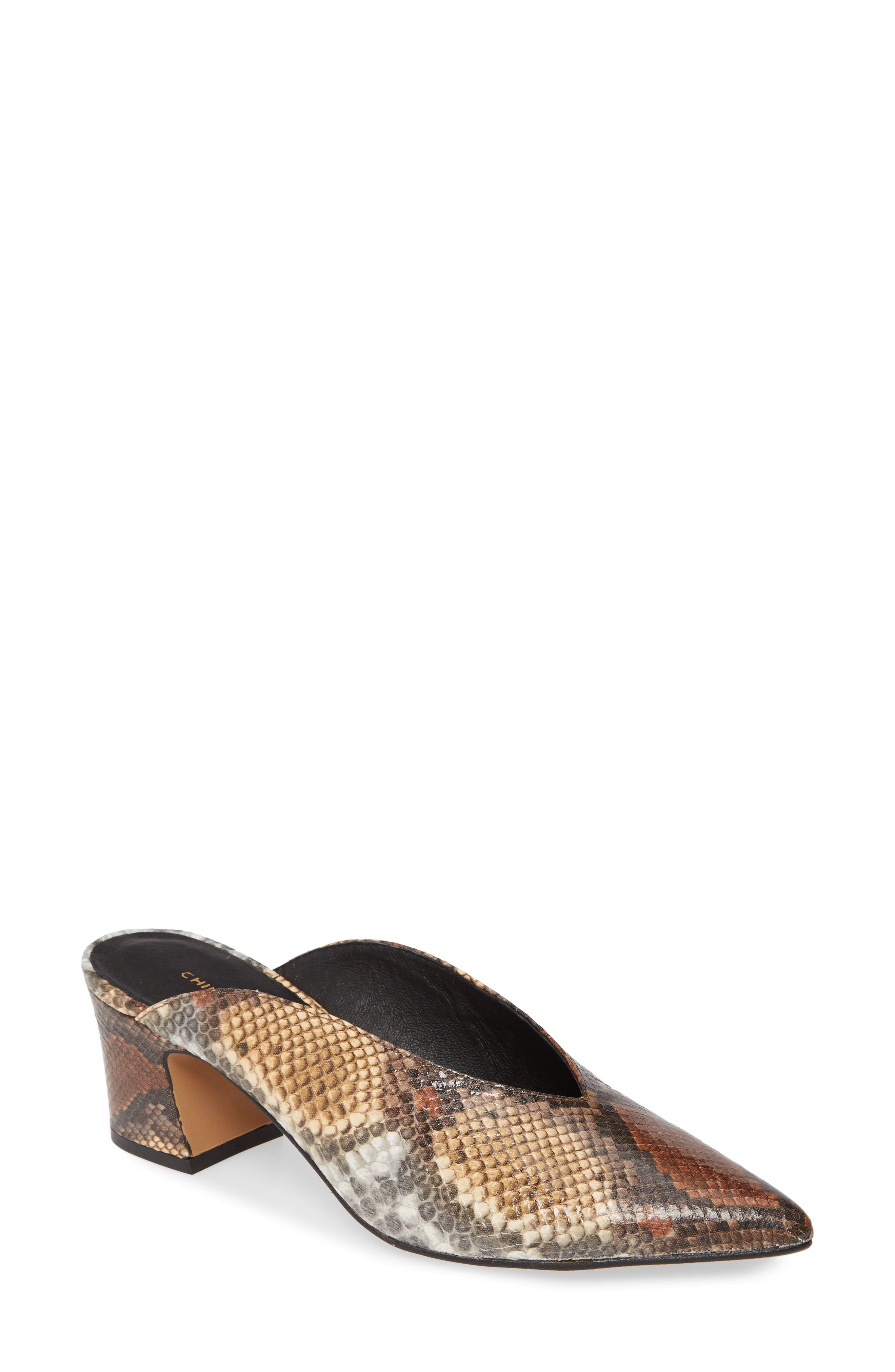 Chinese Laundry Pollie Mule, Brown