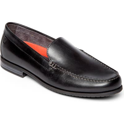 Rockport Classic Venetian Loafer, Black