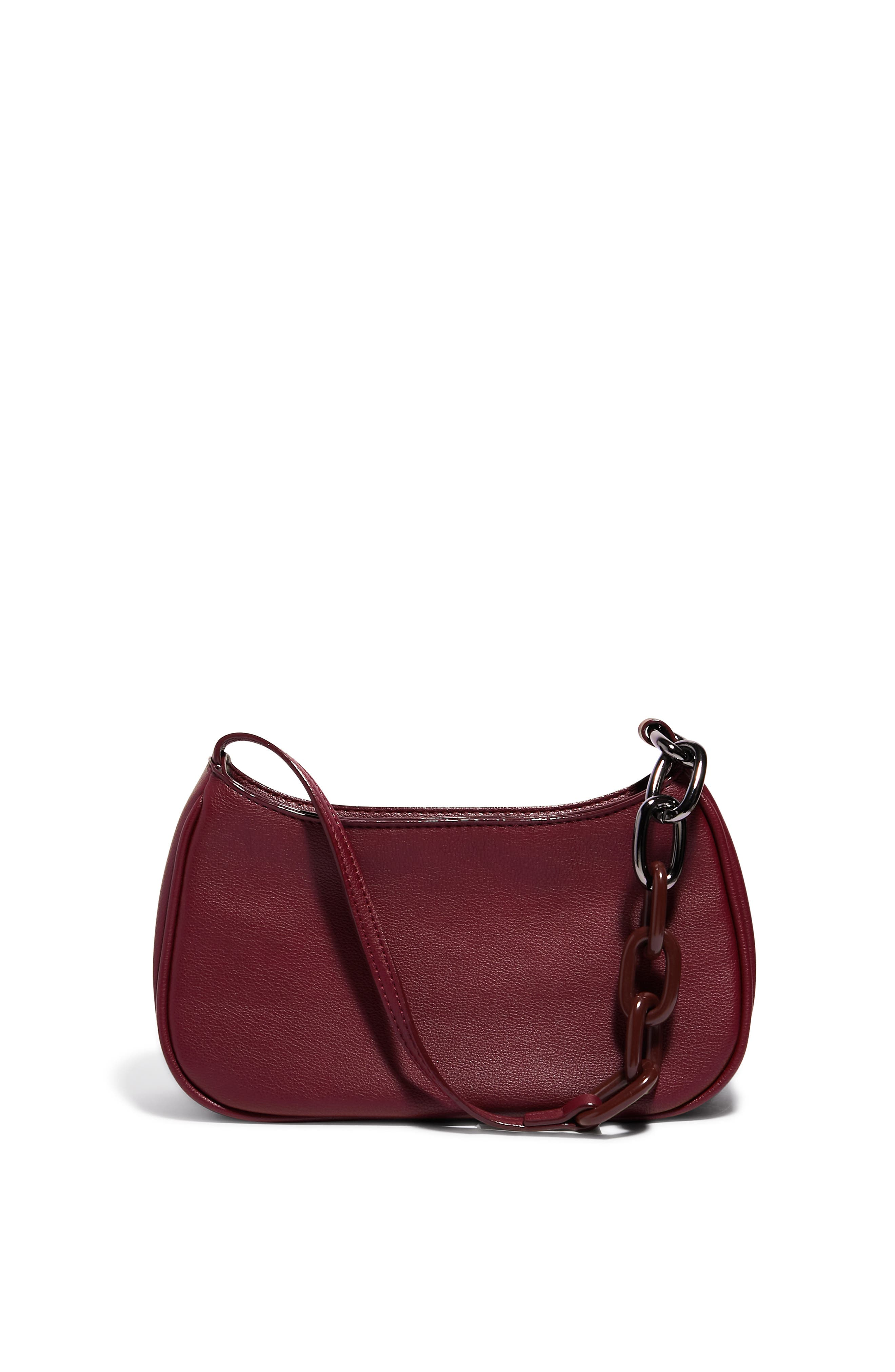 Newbie Vegan Leather Shoulder Bag