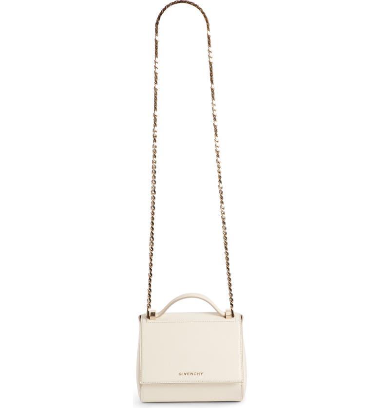 d8bb949e3a Givenchy 'Mini Pandora Box - Palma' Leather Shoulder Bag | Nordstrom