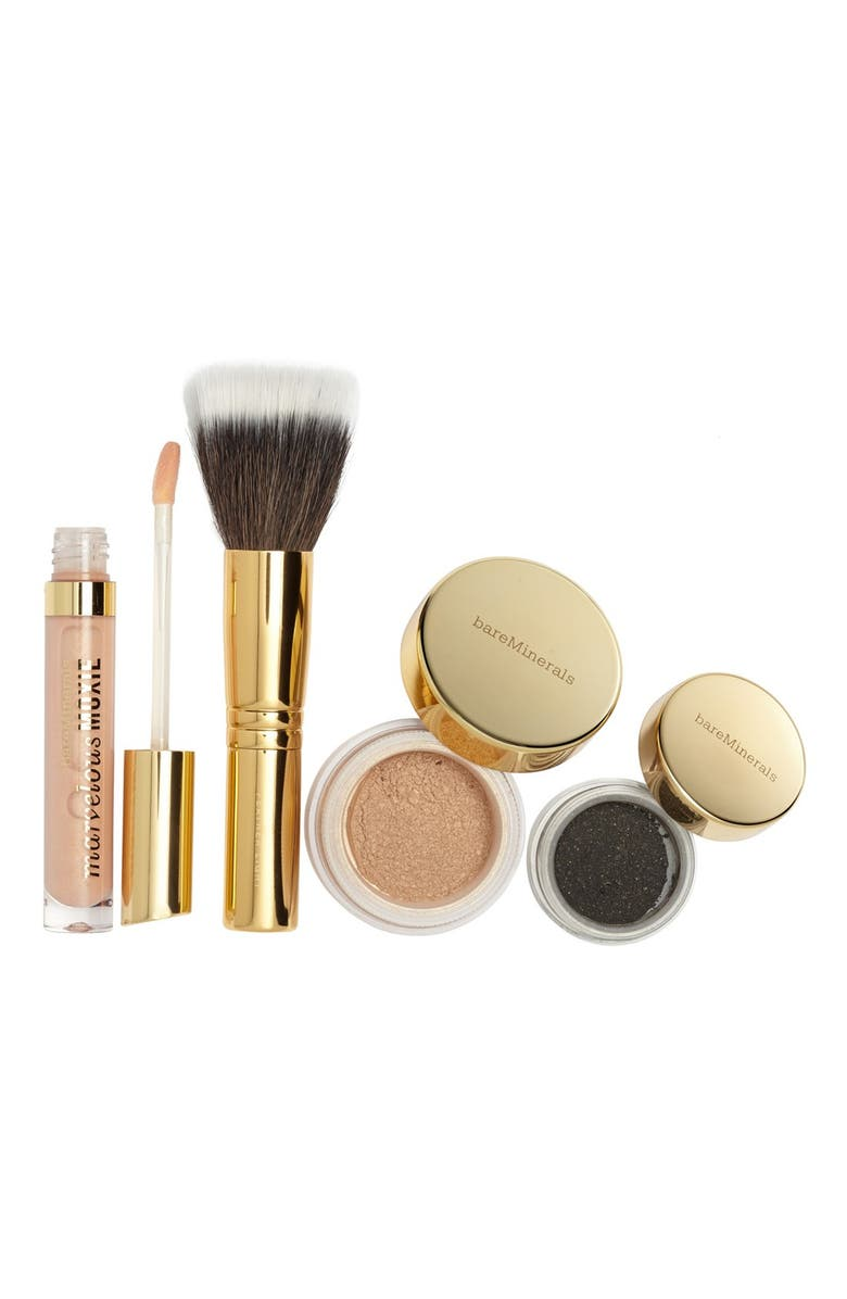 BAREMINERALS<SUP>®</SUP> 'Gold Cap' Collection, Main, color, 000