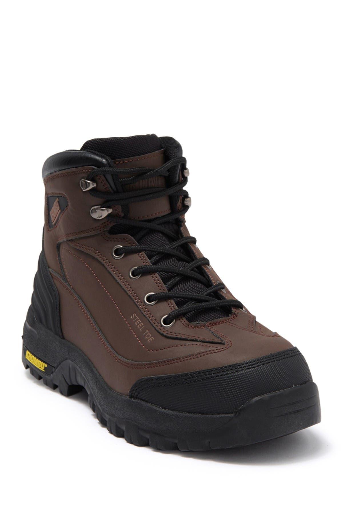 Image of Khombu Foundation Mid Ankle Snow Boot