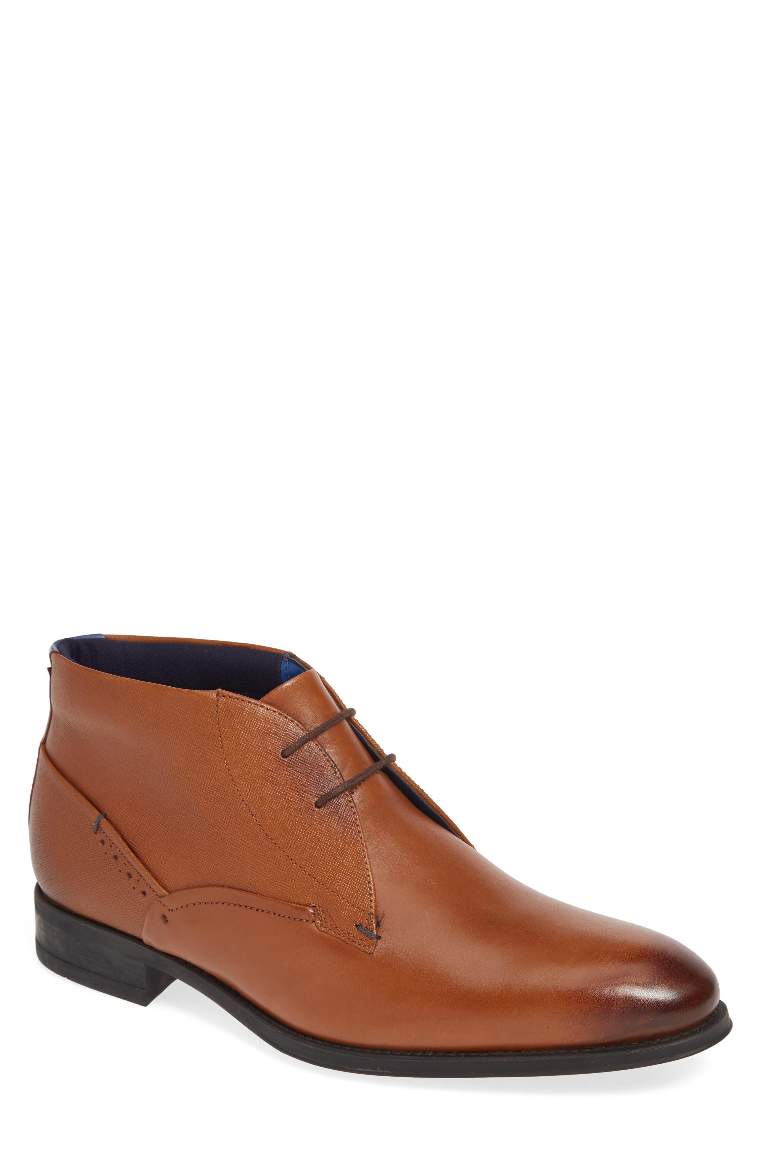 Ted Baker London Chemna Chukka Boot- Brown