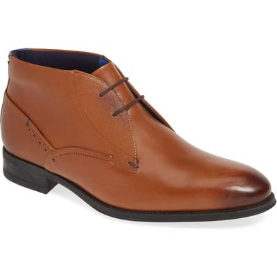 Ted Baker London Chemna Chukka Boot- Brown