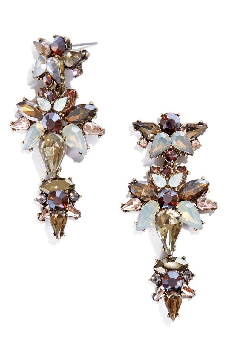 BAUBLEBAR 'Aina' Drop Earrings, Main, color, 710