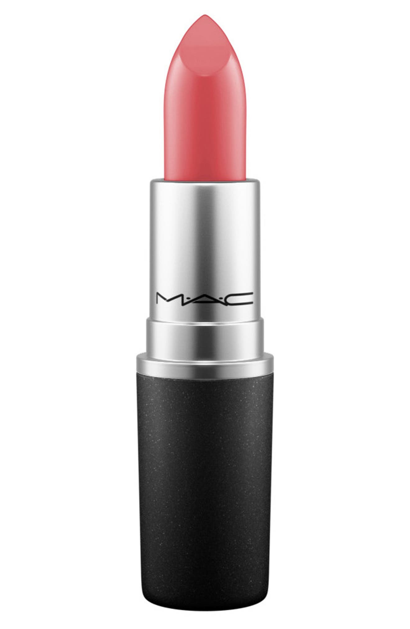 ,                             MAC Strip Down Nude Lipstick,                             Main thumbnail 534, color,                             605