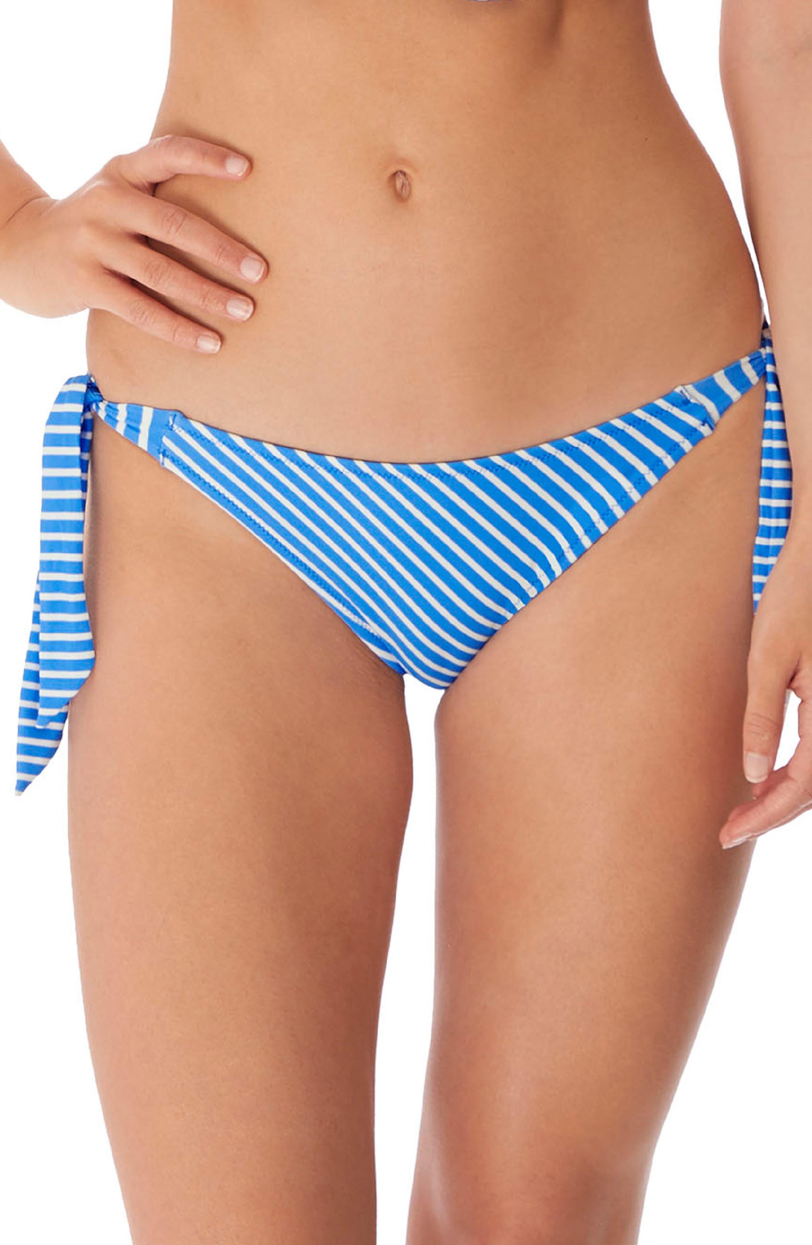 Beach Hut Tie Sides Bikini Bottoms