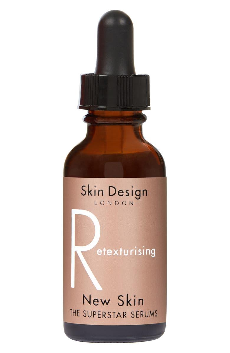 SKIN DESIGN LONDON Retexturizing New Skin Serum, Main, color, NO COLOR