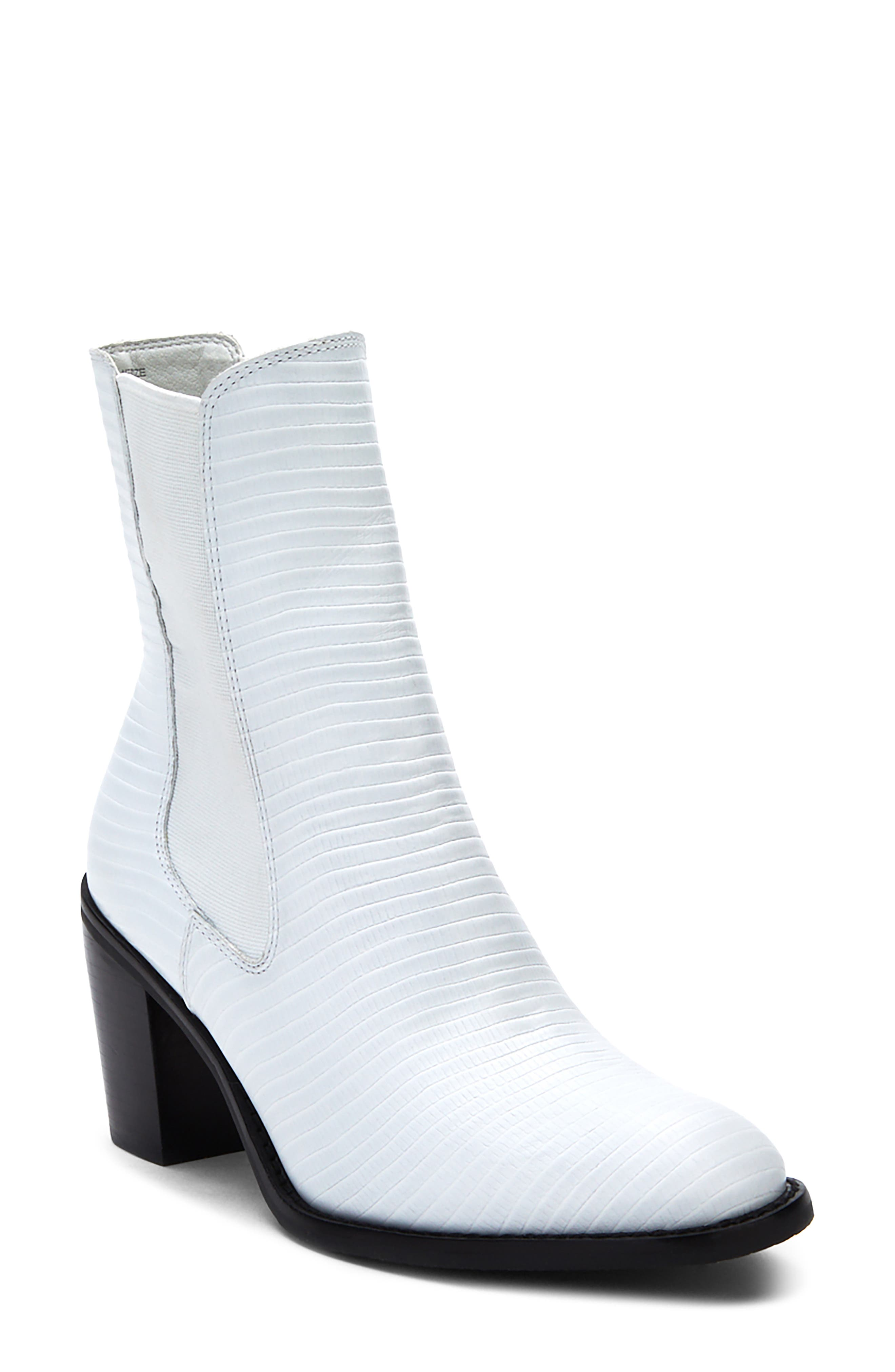Mesmerize Embossed Boot