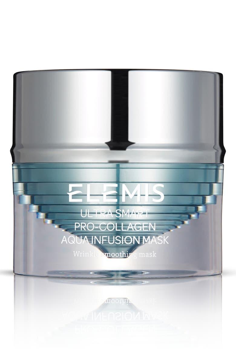 ELEMIS ULTRA SMART Pro-Collagen Aqua Infusion Mask, Main, color, NO COLOR