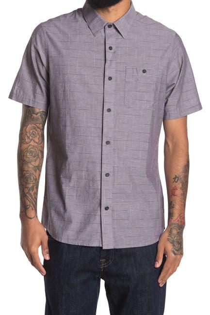 Image of TRAVIS MATHEW Rambler Short Sleeve Shirt