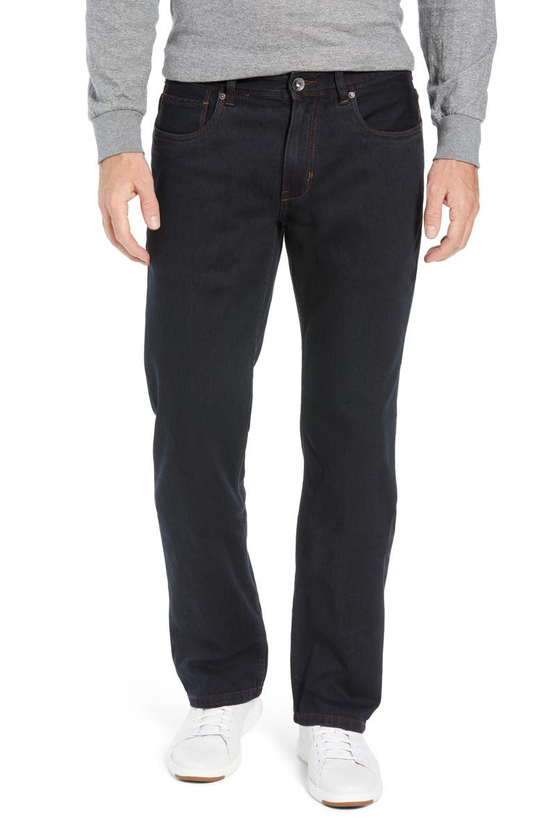 TOMMY BAHAMA Jeans, Main, color, BLACK OVERDYE