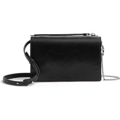 Allsaints Fetch Crossbody Bag - Black