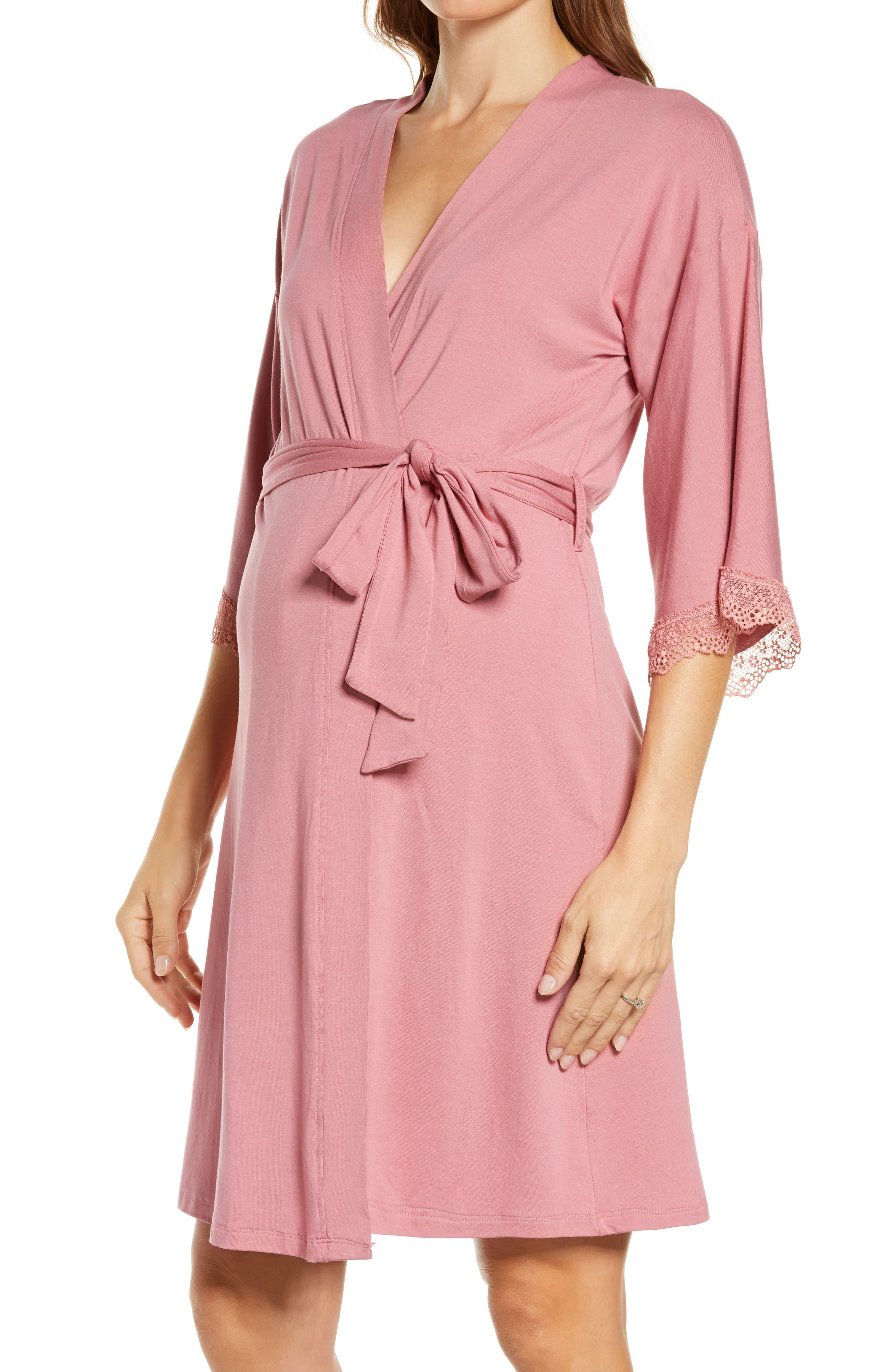 Cara Maternity & Nursing Robe
