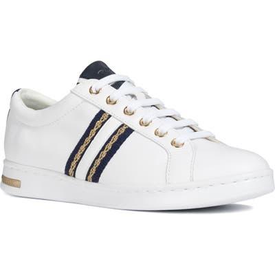 Geox Jaysen Sneaker, White