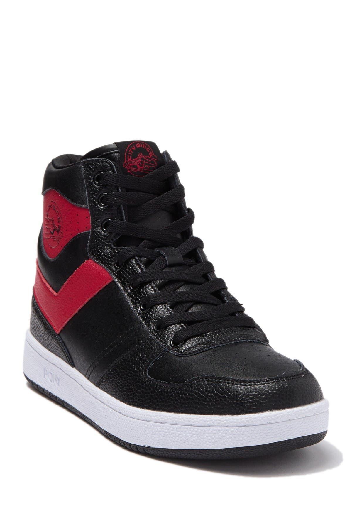 PONY | City Wings High Top Sneaker