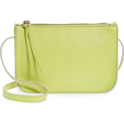 Madewell The Simple Pouch Crossbody Bag - Green