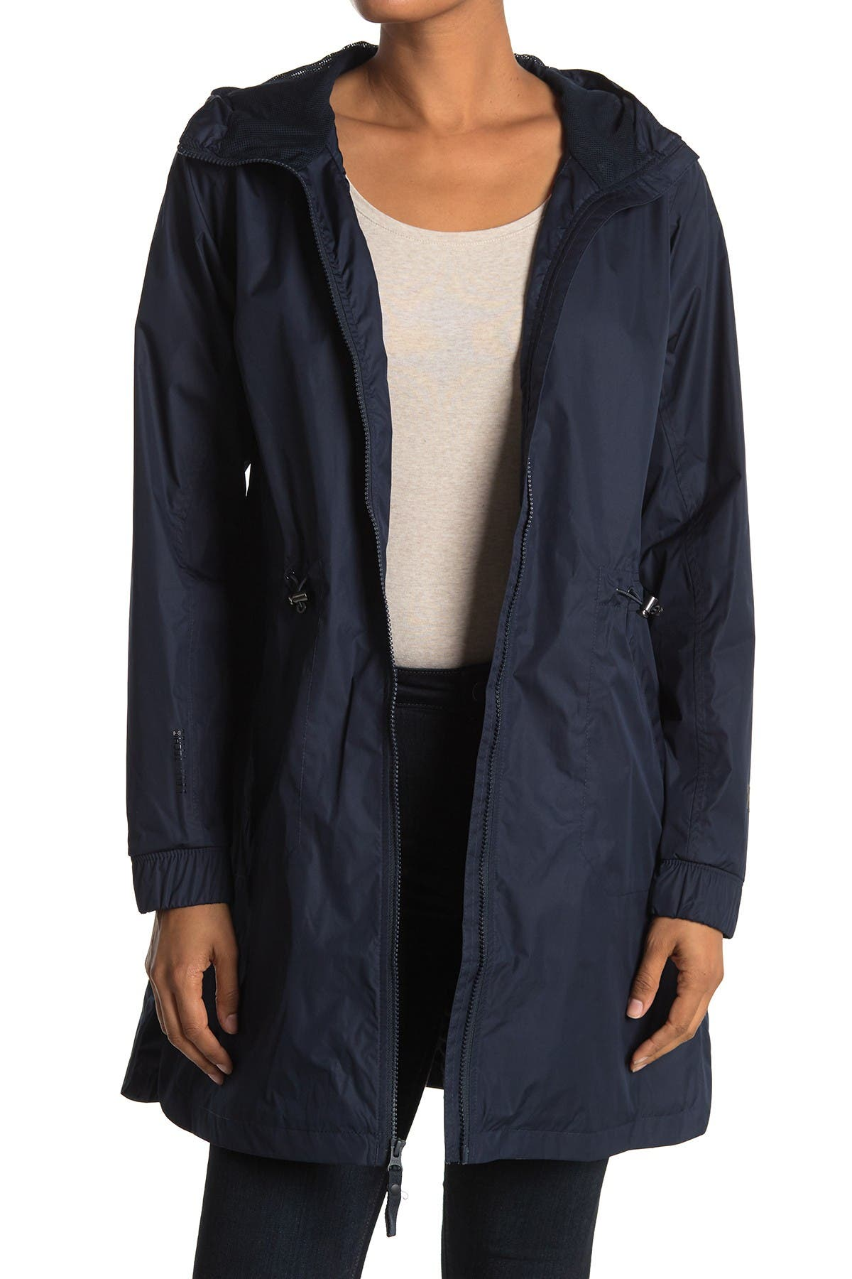 Image of Helly Hansen Iona Hooded Waterproof Rain Jacket