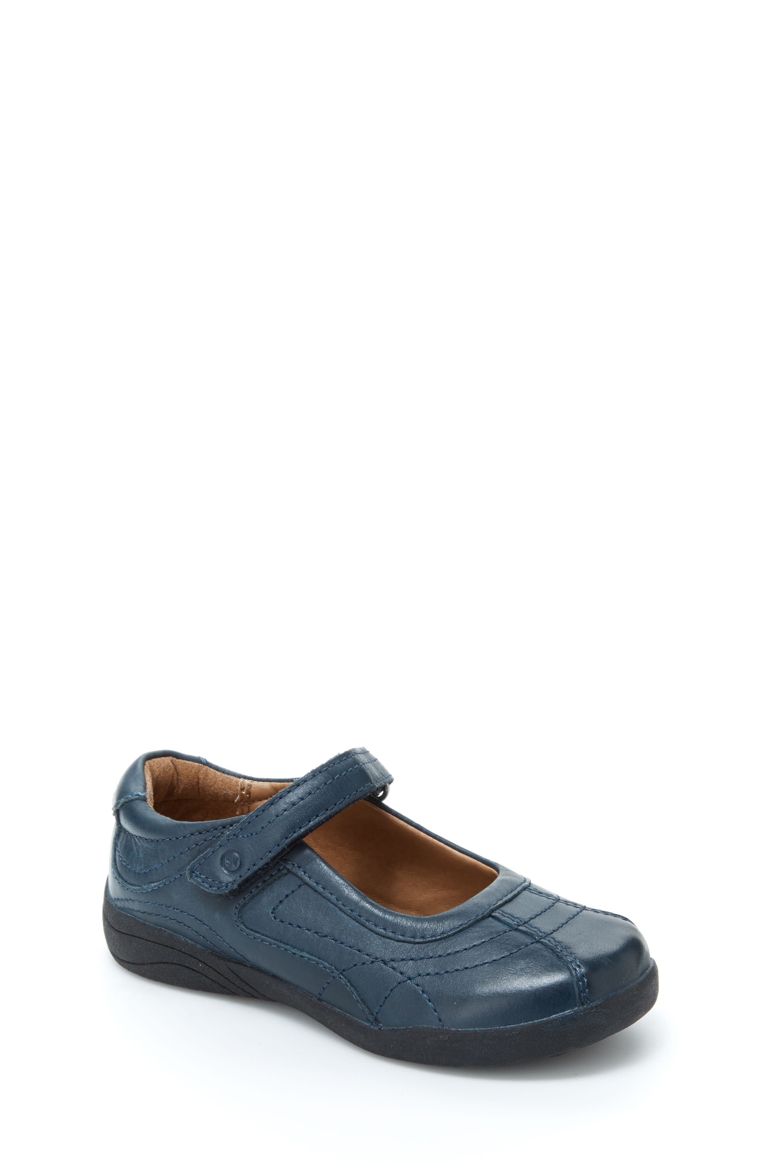 ,                             'Claire' Mary Jane,                             Main thumbnail 1, color,                             NAVY